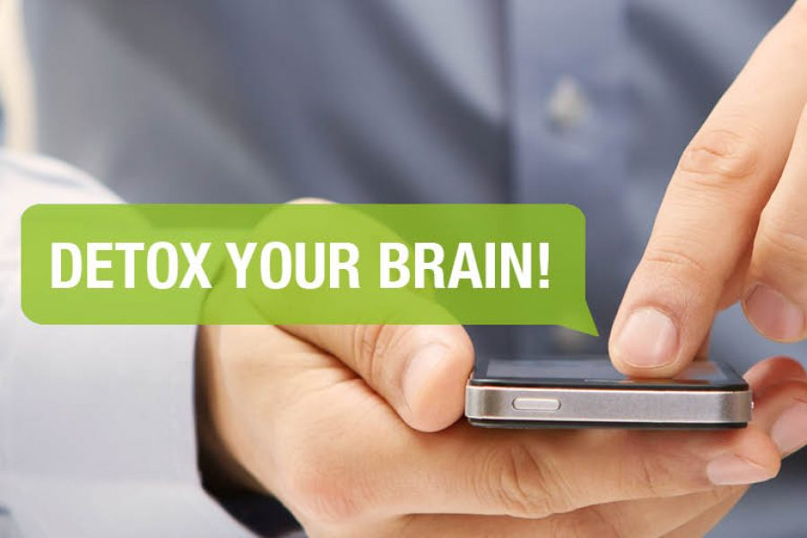 10 azioni di Digital Detox da applicare subito
