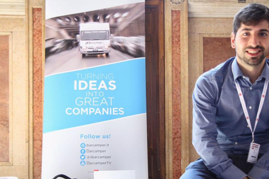 3 consigli per gli startupper – Intervista ad Andrea Censoni di dPixel