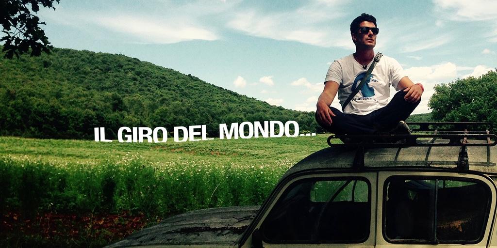 """""""Il giro del mondo in 80 blogger"""" arriva a Biella"""