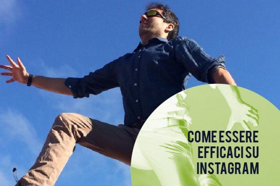 Come essere efficaci su Instagram: intervista ad Orazio Spoto