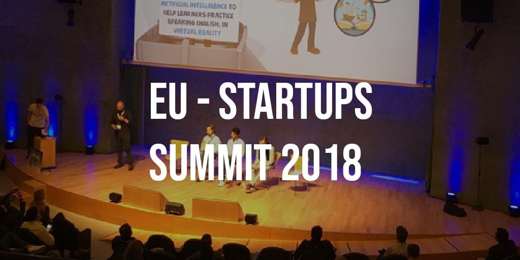 Barcellona, EU-Startups 2018: il nostro racconto