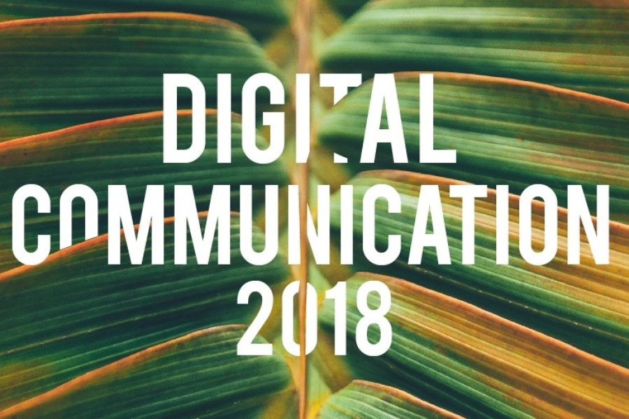 Digital Communication: i principali eventi del 2018