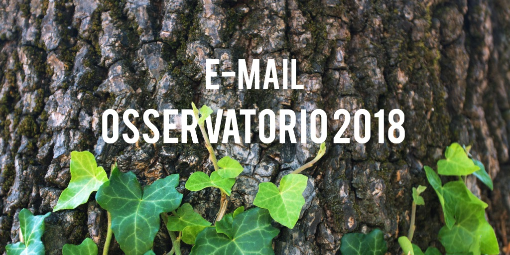 E-Mail Marketing: i dati dell'Osservatorio 2018 di MailUp