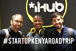 """In Kenya """"a caccia"""" di startup"""