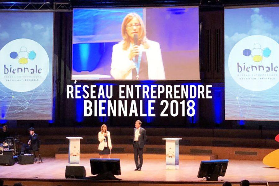 Biennale di Réseau Entreprendre: un piacere esserci