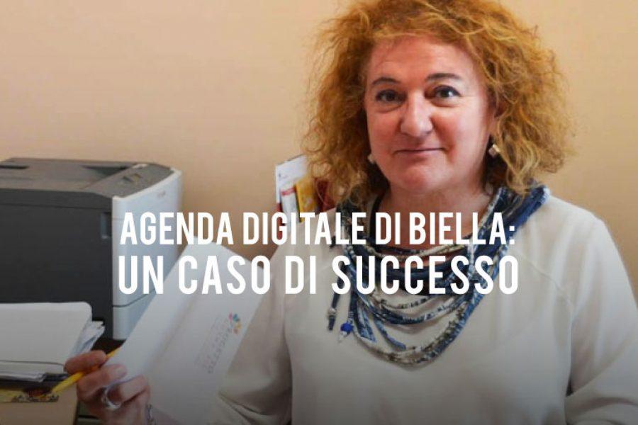 Agenda Digitale di Biella: intervista all'Assessore Fulvia Zago
