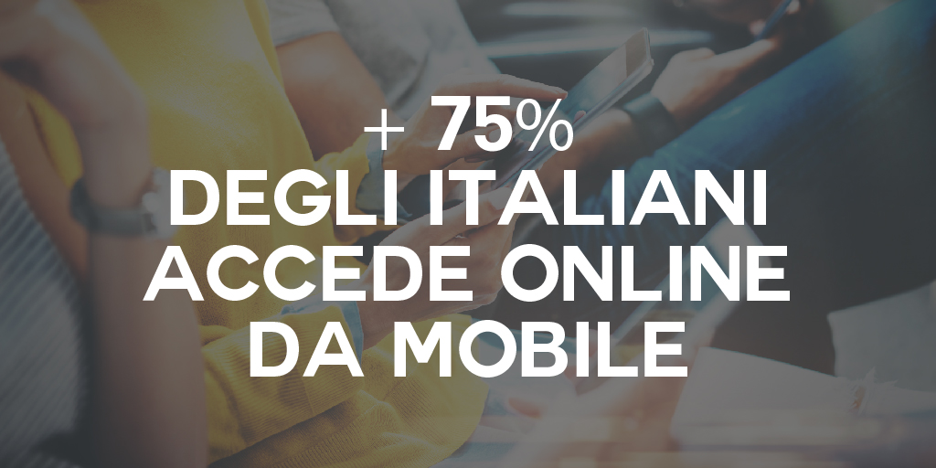 Audiweb 2019: oltre il 75% degli accessi ai siti sono da mobile