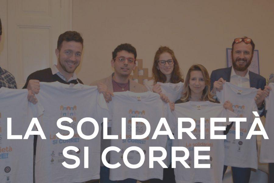 BTREES alla Milano Marathon con Domus Laetitiae