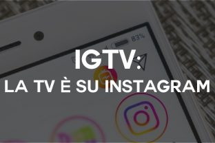 La TV ora si guarda su Instagram