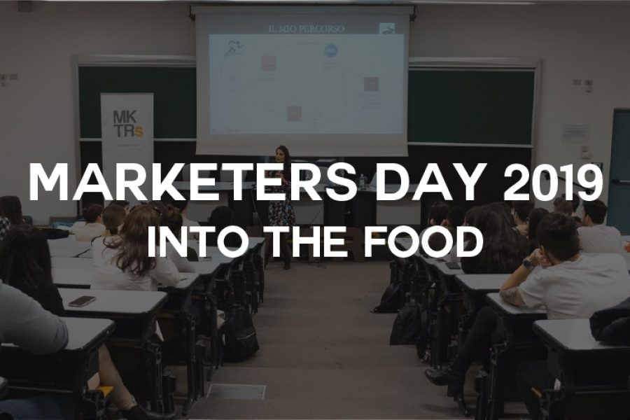 "BTREES è Media Partner di ""MARKETERs Day 2019 – Into The Food"""