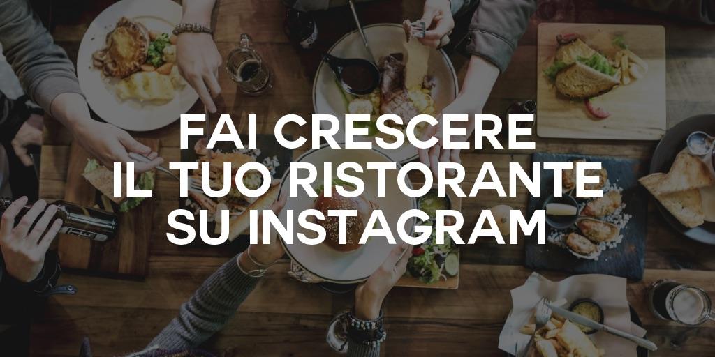 Come promuovere un ristorante su Instagram