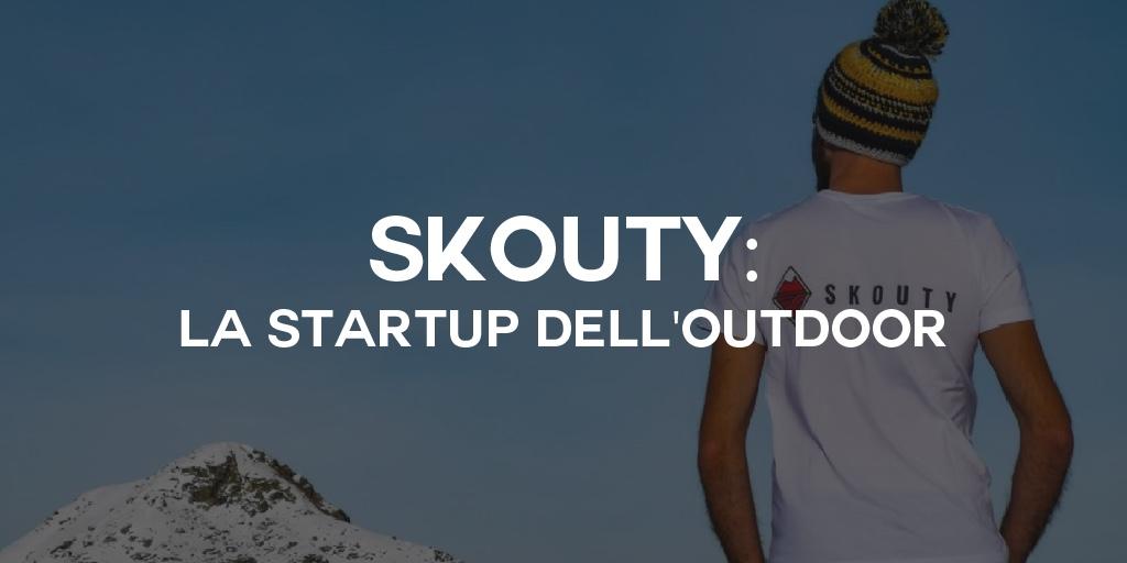 Intervista a Skouty, la startup per vivere esperienze outdoor