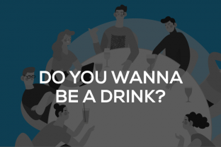 Do you wanna be a drink? L'infografica sul Beverage