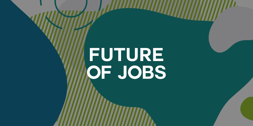 The Future of Jobs – L'infografica