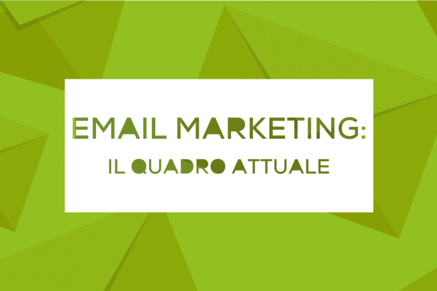 Email marketing: il quadro attuale